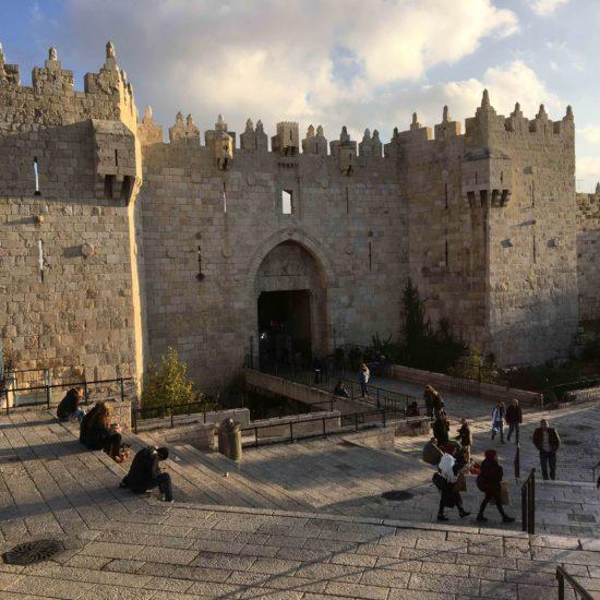 Damascus-gate-Jerusalem