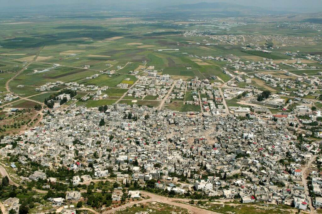 balata refugee camp