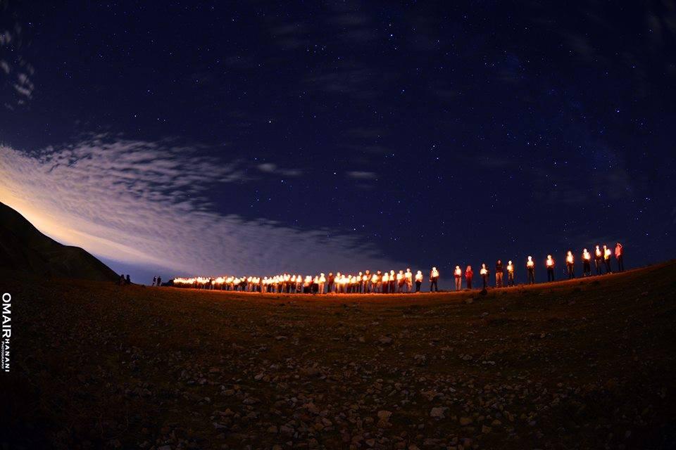 tel-al-qamar-at-night